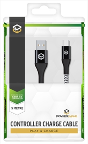 Powerwave Xbox 5M Controller Charge Cable | XBox