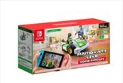 Mario Kart Live Home Circuit (Luigi Set)   Nintendo Switch