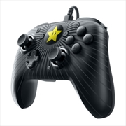 PDP Switch Faceoff Wired Pro Controller Super Mario Star | Nintendo Switch