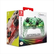 PDP Switch Afterglow Deluxe Audio Wired Controller | Nintendo Switch