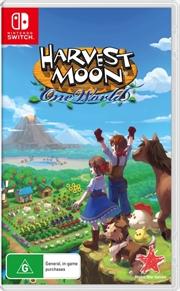 Harvest Moon One World | Nintendo Switch