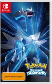 Pokemon Brilliant Diamond | Nintendo Switch
