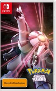 Pokemon Shining Pearl | Nintendo Switch
