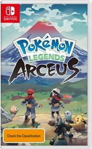 Pokemon Legends Arceus | Nintendo Switch