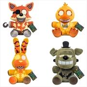 Five Nights At Freddys: Dreadbear - Plush ASST | Merchandise
