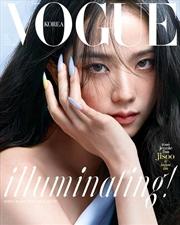 Blackpink - Jisoo Cover Magazine | Books