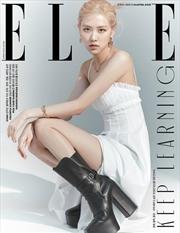 Blackpink - Rose Cover Magazine - Version E | Books