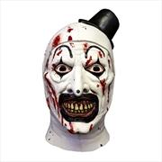 Terrifier - Art The Clown Killer Mask | Apparel