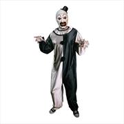 Terrifier - Art The Clown Costume   Apparel