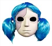 Sally Face - Sally Face Mask & Wig Combo   Apparel