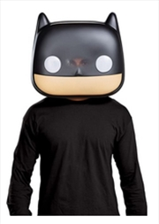 Batman - Batman Classic Pop! Vacuform Mask | Merchandise