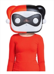 Batman - Harley Quinn Pop! Vacuform Mask | Merchandise