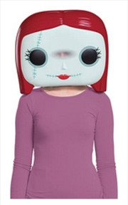 The Nightmare Before Christmas - Sally Pop! Vacuform Mask | Merchandise