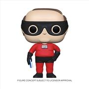 The Office - Kevin Dunder Mifflin Superhero Pop! Vinyl | Pop Vinyl