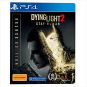 Dying Light 2 Stay Human Deluxe Edition | PlayStation 4