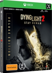 Dying Light 2 Stay Human Deluxe Edition | XBox One