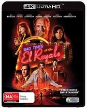 Bad Times At The El Royale | UHD | UHD