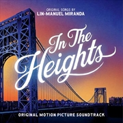 In The Heights | CD