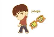 BTS Dynamite J Hope Badge | Merchandise