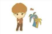 BTS - Dynamite Jin Badge | Merchandise