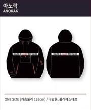 Stray Kids SKZ-X Anorak Jacket - One Size | Merchandise