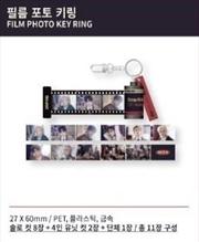 Stray Kids - 1st Lovestay SKZ-X - Film Photo Keyring | Accessories