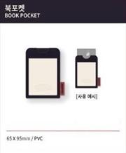 Stray Kids - 1st Lovestay SKZ-X Book Pocket | Apparel