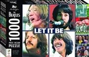 Beatles Let It Be - 1000 Piece Puzzle | Merchandise