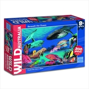Beneath The Oceans Wild Australia   Merchandise