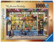 Greatest Bookshop 1000pc Puzzle | Merchandise