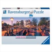 Evening In Amsterdam 1000pc Puzzle | Merchandise