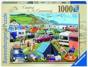 Leisure Days 5 Camping Caravan 1000pc Puzzle | Merchandise