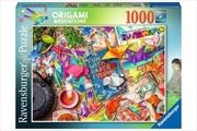 Origami Meditations 1000pc Puzzle | Merchandise