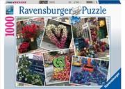 NYC Flower Flash 1000pc Puzzle | Merchandise