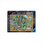 Exotic Escape Puzzle 1000pc Puzzle | Merchandise