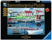 Greenspond Harbor 1000pc Puzzle | Merchandise