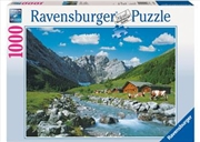 Karwendel Mountains 1000pc Puzzle | Merchandise