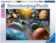 Planets Puzzle 1000pc | Merchandise
