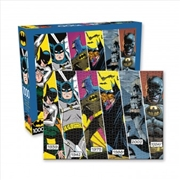 Batman Timeline 1000pc | Merchandise