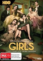 Girls - Season 3   DVD
