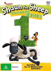 Shaun The Sheep - Season 1 | DVD