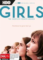 Girls - Season 4   DVD
