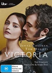 Victoria - Series 1-2 | Boxset | DVD