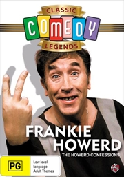 Frankie Howerd - The Howerd Confessions | DVD