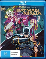 Batman - Ninja | Blu-ray