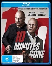 10 Minutes Gone | Blu-ray