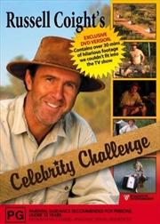 Russell Coight's All Aussie Adventure - Celebrity Challenge   DVD