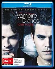 Vampire Diaries - Season 7 | Blu-ray