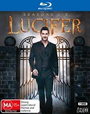 Lucifer - Season 1-2   Boxset   Blu-ray