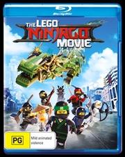 Lego Ninjago Movie, The   Blu-ray